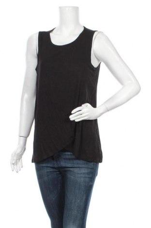 Γυναικείο αμάνικο μπλουζάκι Suzanne Grae, Μέγεθος S, Χρώμα Μαύρο, 96% βισκόζη, 4% ελαστάνη, Τιμή 7,73€