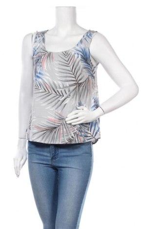 Γυναικείο αμάνικο μπλουζάκι Suzanne Grae, Μέγεθος S, Χρώμα Γκρί, Βαμβάκι, Τιμή 2,60€