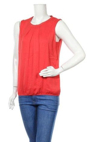 Γυναικείο αμάνικο μπλουζάκι Zero, Μέγεθος S, Χρώμα Κόκκινο, Πολυεστέρας, Τιμή 2,30€
