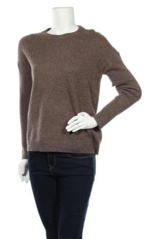 Дамски пуловер Authentic Cashmere, Размер M, Цвят Кафяв, Кашмир, Цена 85,05лв.