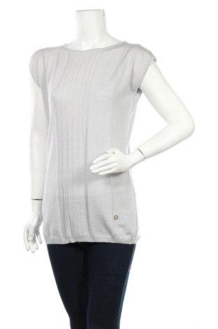 Γυναικείο πουλόβερ Borbonese, Μέγεθος XL, Χρώμα Γκρί, Μερινό, Τιμή 41,71€