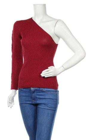 Γυναικείο πουλόβερ Intropia, Μέγεθος M, Χρώμα Κόκκινο, 56% βισκόζη, 24% πολυεστέρας, 20% πολυαμίδη, Τιμή 52,30€