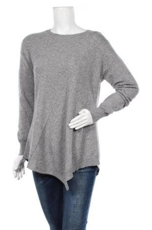 Дамски пуловер Madeleine, Размер S, Цвят Сив, 90% вълна, 10% кашмир, Цена 58,80лв.