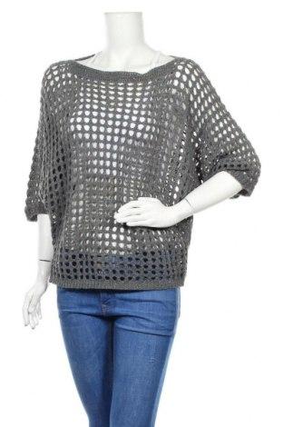 Дамски пуловер Pronto, Размер L, Цвят Сив, Цена 22,05лв.