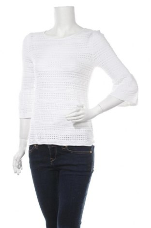 Γυναικείο πουλόβερ Suzanne Grae, Μέγεθος S, Χρώμα Λευκό, Βισκόζη, Τιμή 11,95€