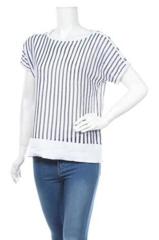 Дамски пуловер W. Lane, Размер S, Цвят Син, Вискоза, акрил, полиамид, Цена 21,84лв.