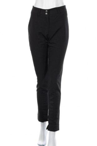Дамски спортен панталон Active By Tchibo, Размер M, Цвят Черен, 95% полиестер, 5% еластан, Цена 21,26лв.