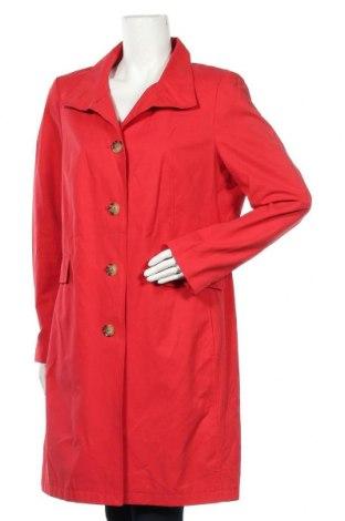 Дамско палто Christian Berg, Размер L, Цвят Червен, 61% памук, 39% полиамид, Цена 28,70лв.