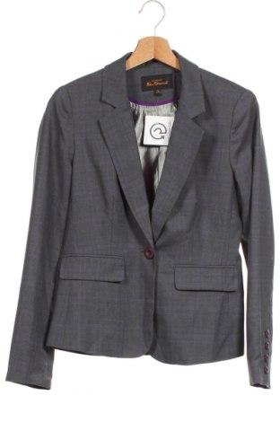 Дамско сако Ben Sherman, Размер XS, Цвят Сив, 80% полиестер, 20% вискоза, Цена 11,81лв.