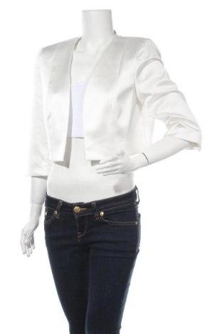 Дамско сако Christian Berg, Размер XL, Цвят Бял, 97% полиестер, 3% еластан, Цена 53,36лв.