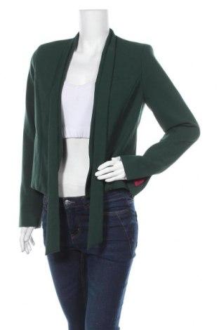 Γυναικείο σακάκι Closet London, Μέγεθος M, Χρώμα Πράσινο, 66% πολυεστέρας, 30% βισκόζη, 4% ελαστάνη, Τιμή 17,69€