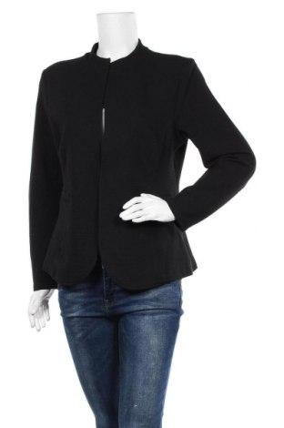 Дамско сако Esprit, Размер XXL, Цвят Черен, 75% полиестер, 21% вискоза, 4% еластан, Цена 48,30лв.