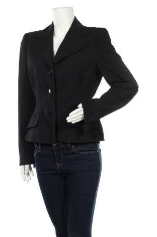 Дамско сако Madeleine, Размер M, Цвят Черен, 43% вълна, 53% полиестер, 4%, Цена 19,43лв.