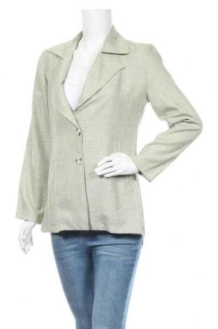 Γυναικείο σακάκι Sir Raymond Tailor, Μέγεθος M, Χρώμα Πράσινο, 70% βαμβάκι, 30% πολυεστέρας, Τιμή 84,67€