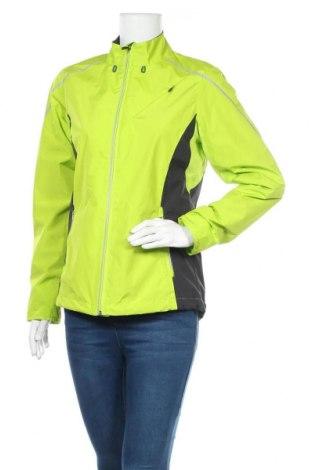 Дамско спортно яке Active By Tchibo, Размер M, Цвят Зелен, 100% полиестер, Цена 11,03лв.