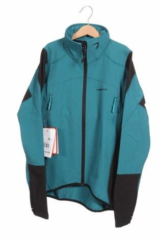 Γυναικείο μπουφάν αθλητικό Trangoworld, Μέγεθος XS, Χρώμα Μπλέ, 91% πολυεστέρας, 9% ελαστάνη, Τιμή 69,20€