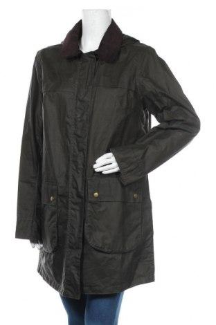 Γυναικείο μπουφάν Barbour, Μέγεθος XL, Χρώμα Πράσινο, Βαμβάκι, Τιμή 66,56€