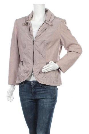 Γυναικείο μπουφάν Gerry Weber, Μέγεθος L, Χρώμα  Μπέζ, 65% πολυεστέρας, 35% μαλλί, Τιμή 5,18€