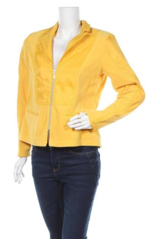 Дамско яке Madeleine, Размер M, Цвят Жълт, Полиестер, Цена 67,20лв.