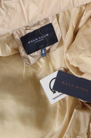 Дамско яке Polo Club, Размер S, Цвят Бежов, Полиамид, Цена 164,25лв.