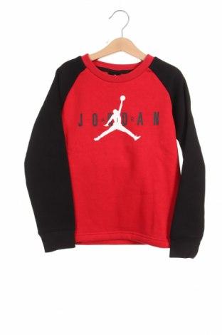Παιδική μπλούζα Air Jordan Nike, Μέγεθος 5-6y/ 116-122 εκ., Χρώμα Μαύρο, 60% βαμβάκι, 40% πολυεστέρας, Τιμή 29,73€