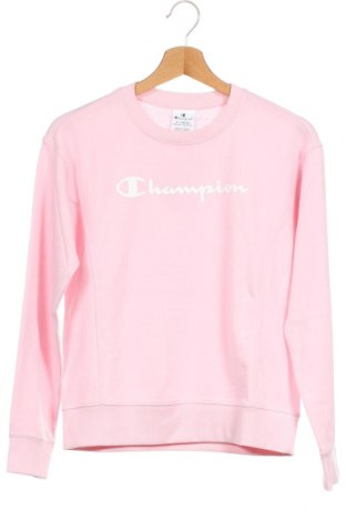 Παιδική μπλούζα Champion, Μέγεθος 13-14y/ 164-168 εκ., Χρώμα Ρόζ , 60% βαμβάκι, 40% πολυεστέρας, Τιμή 17,78€