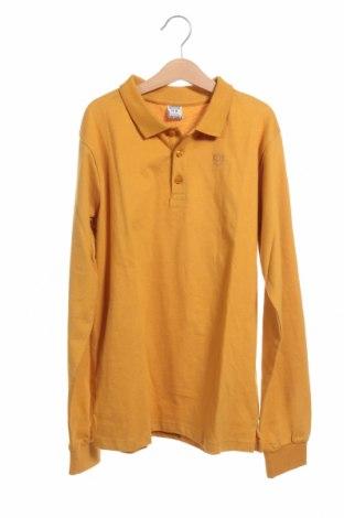 Bluză pentru copii Charanga, Mărime 12-13y/ 158-164 cm, Culoare Galben, Bumbac, Preț 34,67 Lei