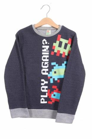 Παιδική μπλούζα Denokids, Μέγεθος 6-7y/ 122-128 εκ., Χρώμα Μπλέ, 60% βαμβάκι, 40% πολυεστέρας, Τιμή 12,37€