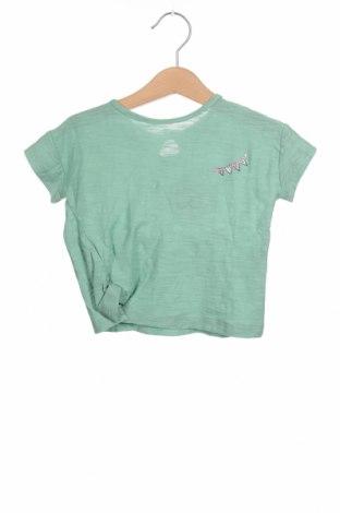 Παιδική μπλούζα Lft, Μέγεθος 6-9m/ 68-74 εκ., Χρώμα Πράσινο, Βαμβάκι, Τιμή 9,28€