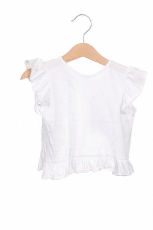 Детска блуза Little Celebs, Размер 18-24m/ 86-98 см, Цвят Бял, Памук, Цена 22,05лв.