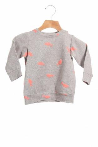 Παιδική μπλούζα Little Celebs, Μέγεθος 12-18m/ 80-86 εκ., Χρώμα Γκρί, 96% βαμβάκι, 4% ελαστάνη, Τιμή 5,26€