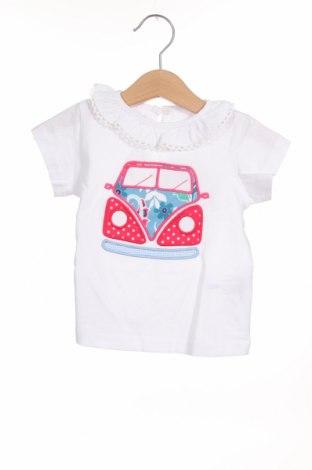 Παιδική μπλούζα Patricia Mendiluce, Μέγεθος 9-12m/ 74-80 εκ., Χρώμα Λευκό, Βαμβάκι, Τιμή 9,28€