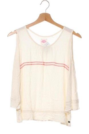 Детска блуза Piping Hot, Размер 9-10y/ 140-146 см, Цвят Екрю, Вискоза, Цена 4,46лв.