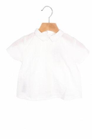 Παιδική μπλούζα Tutto Piccolo, Μέγεθος 12-18m/ 80-86 εκ., Χρώμα Λευκό, 65% πολυεστέρας, 35% βαμβάκι, Τιμή 29,39€