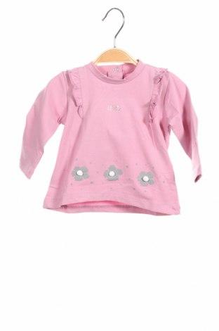 Παιδική μπλούζα iDo By Miniconf, Μέγεθος 2-3m/ 56-62 εκ., Χρώμα Ρόζ , 93% βαμβάκι, 7% ελαστάνη, Τιμή 12,37€