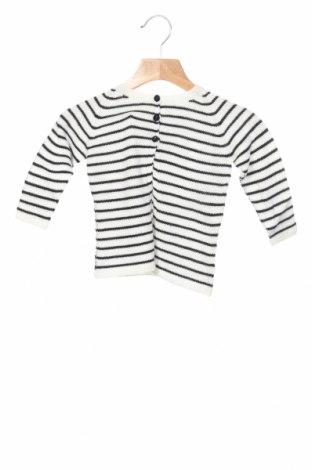 Παιδική ζακέτα Little Celebs, Μέγεθος 9-12m/ 74-80 εκ., Χρώμα Λευκό, Ακρυλικό, Τιμή 7,60€