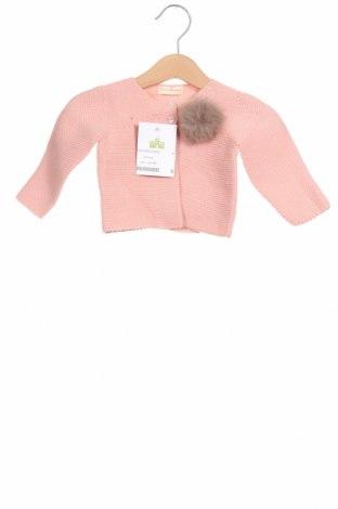 Παιδική ζακέτα Lola Palacios, Μέγεθος 12-18m/ 80-86 εκ., Χρώμα Ρόζ , Τιμή 22,81€
