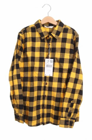 Παιδικό πουκάμισο Mango, Μέγεθος 8-9y/ 134-140 εκ., Χρώμα Κίτρινο, Βαμβάκι, Τιμή 18,56€