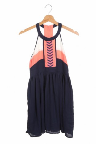 Детска рокля Bardot, Размер 13-14y/ 164-168 см, Цвят Син, Полиестер, Цена 5,32лв.