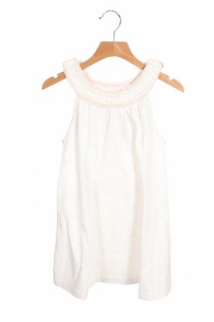 Παιδικό φόρεμα La Ormiga, Μέγεθος 7-8y/ 128-134 εκ., Χρώμα Λευκό, Βαμβάκι, Τιμή 26,68€