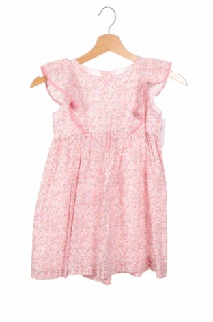 Детска рокля Lola Palacios, Размер 5-6y/ 116-122 см, Цвят Многоцветен, Памук, Цена 7,28лв.