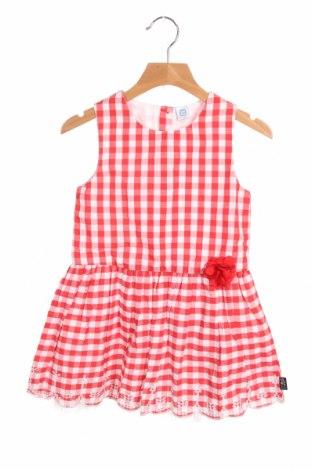 Παιδικό φόρεμα Tuc Tuc, Μέγεθος 3-4y/ 104-110 εκ., Χρώμα Κόκκινο, Βαμβάκι, Τιμή 24,74€