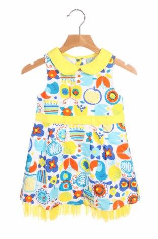 Παιδικό φόρεμα Tuc Tuc, Μέγεθος 2-3y/ 98-104 εκ., Χρώμα Πολύχρωμο, Βαμβάκι, Τιμή 20,88€