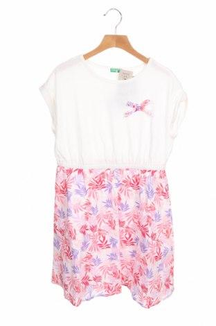 Παιδικό φόρεμα United Colors Of Benetton, Μέγεθος 12-13y/ 158-164 εκ., Χρώμα Πολύχρωμο, Βαμβάκι, Τιμή 18,56€