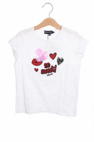 Παιδικό μπλουζάκι Conguitos, Μέγεθος 3-4y/ 104-110 εκ., Χρώμα Λευκό, 95% βαμβάκι, 5% ελαστάνη, Τιμή 10,05€