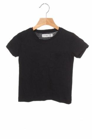 Детска тениска Lft, Размер 2-3y/ 98-104 см, Цвят Черен, Памук, Цена 10,56лв.