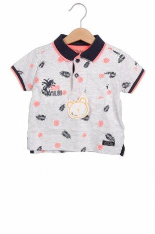 Παιδικό μπλουζάκι Losan, Μέγεθος 12-18m/ 80-86 εκ., Χρώμα Γκρί, 99% βαμβάκι, 1% πολυεστέρας, Τιμή 13,15€