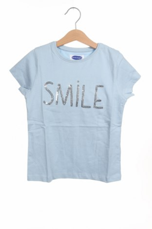 Παιδικό μπλουζάκι Patricia Mendiluce, Μέγεθος 7-8y/ 128-134 εκ., Χρώμα Μπλέ, Βαμβάκι, Τιμή 10,05€