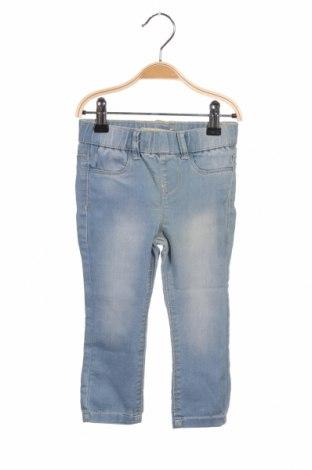 Детски дънки Lft, Размер 2-3y/ 98-104 см, Цвят Син, 78% памук, 20% полиестер, 2% еластан, Цена 14,40лв.