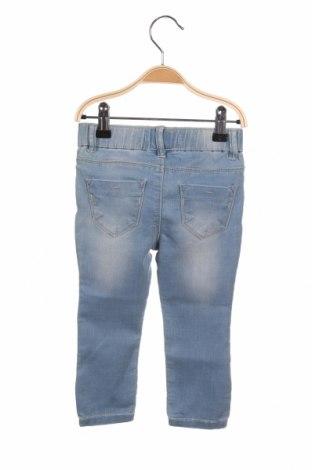 Детски дънки Lft, Размер 2-3y/ 98-104 см, Цвят Син, 78% памук, 20% полиестер, 2% еластан, Цена 24,00лв.